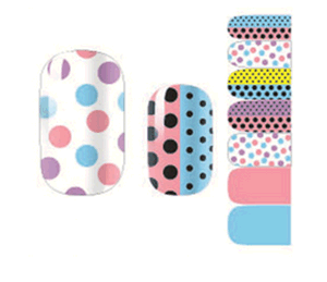 Fashionable Colorful Temporary Water Transfer Nail Sticker pictures & photos