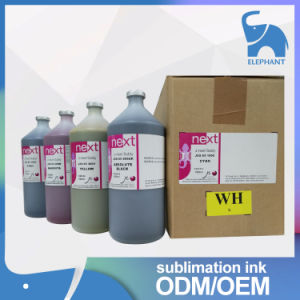 J-Next Dye Sublimation Ink for Textile pictures & photos