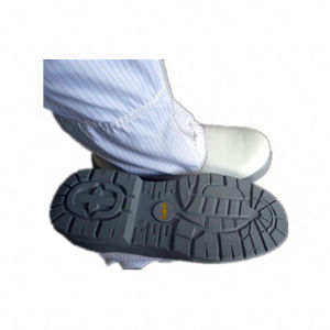 Safety Boots ESD Steel Toe Cleanroom Boots pictures & photos