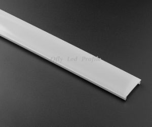 Customized Length LED Strip Light Plastic Cover Raceway LED Strip Profile pictures & photos