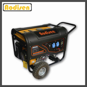Electric Start Home Use Generator Ohv 6500 pictures & photos