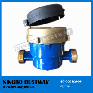 Single Jet Water Meter with Certificate for Horizontal and Vertical Installation pictures & photos