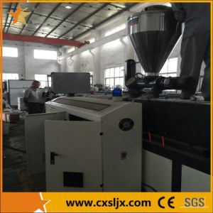 Conical Twin Screw Plastic Extruder for PVC (SJSZ) pictures & photos