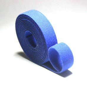 Nylon+Polyester Continuous Hook and Loop Warp Wirh RoHS pictures & photos