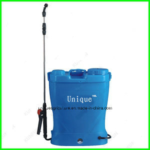 Knapsack Electric Sprayer (UQ-16C-9) pictures & photos