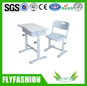 School Classroom Single Student Standard Desk and Chair pictures & photos