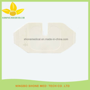 Sterile Adhesive Transparent Dressing IV Cannula Fixation pictures & photos
