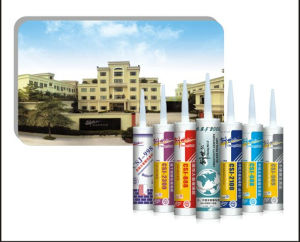 High Quality 100% RTV Silicone Sealant for Stone pictures & photos