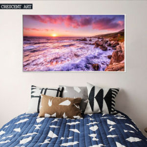 Seaside Wall Picture Beautiful Sunset Oil Painting pictures & photos