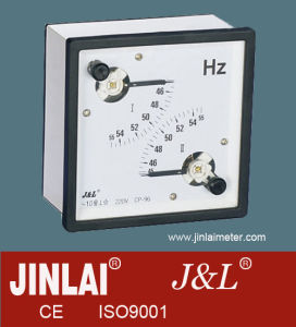 J&L Brand Double Frequency Meter pictures & photos