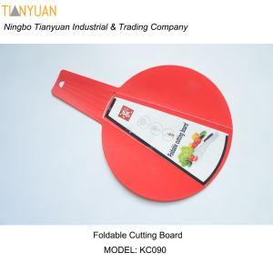 Foldable Plastic Cutting Board / Foldable Plastic Chop Board