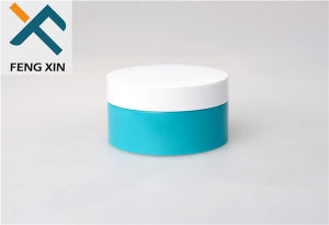 New Design Plastic Cosmetic Cream Jars for Skin Care pictures & photos