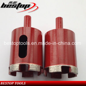 Laser Welded Diamond Core Drill Bit for Reinforced Concrete/Granite/Marble/Stone pictures & photos