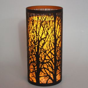 2017 home reflection decorative cheap nice hollow out led candle lantern pictures & photos
