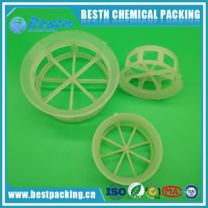 Plastic PP. PVC. PE. CPVC Cascade Ring for Tower Packing pictures & photos