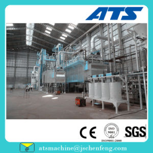 Good Production Performance 5-8tph Feed Food Mill Plant for Pellet Making Line pictures & photos
