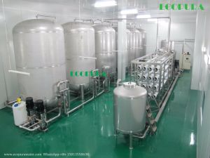 Ecopura Brand RO Water Treatment Equipment / Water Purification Plant pictures & photos