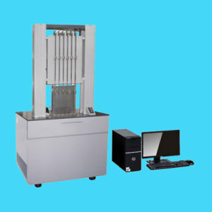 Low Temperature Retraction Tester for Rubber pictures & photos