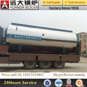 High Quality Alibaba 1ton to 10ton Steam Capacity Oil Fired Boiler, Diesel Oil Boilers pictures & photos