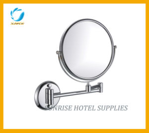 Hotel Double Sided Magnifying Mirror with 3X Magnification pictures & photos