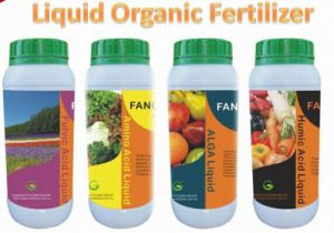 Liquid Organic Alga Foliar Fertilizer pictures & photos