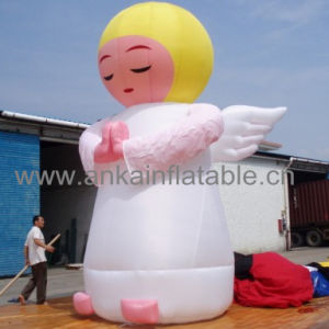 White Lovely Inflatable Angel Figure pictures & photos