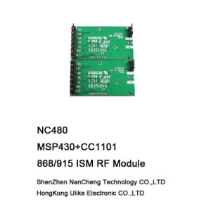 Msp430 Cc1101 868/915MHz RF Module Transceiver Module pictures & photos
