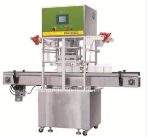 Stainless Steel Auto Sealing Machine for Plastic Cup Can pictures & photos