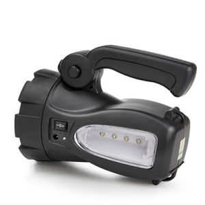 3W CREE LED Searchlight Rechargeable LED Torch for Camping Lamp pictures & photos