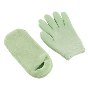 Popular Moisturising Whiting Gel Glove pictures & photos