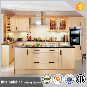 Kitchen Furniture for Apartment Project, Modular Kitchen Cabinet pictures & photos