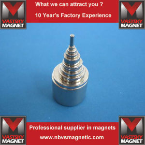 N52 NdFeB Permanent Magnet with Ring Arc Block Disc Cylinder pictures & photos