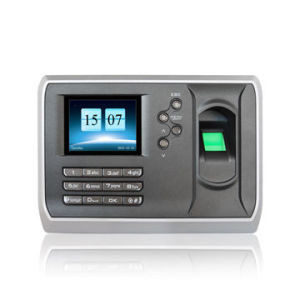 TCP/IP USB Wiegand Multi Biometric Fingerprint Time Attendance System pictures & photos