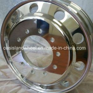 22.5 Aluminum Truck Wheel for 11r22.5 and 12r22.5 pictures & photos