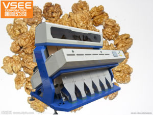 Factory Price Walnuts CCD Color Sorter Machine pictures & photos