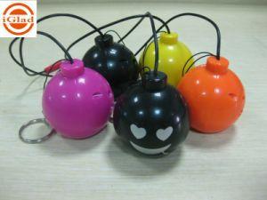 Bomb Shape Mini Portable Amplifier Speaker pictures & photos