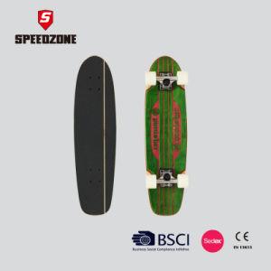 "28"" Speedzone Carving Board Premium Skateboard pictures & photos"
