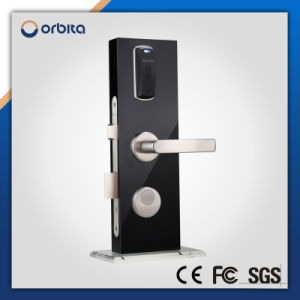 Pure 304 Stainless Steel Hotel Door Lock pictures & photos