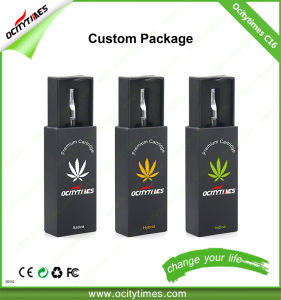 Preheat Wickless Ceramic Cbd Thc Oil Cartridge pictures & photos