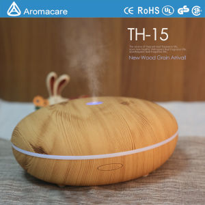 2017 New Wood Print Aroma Diffuser for Office pictures & photos