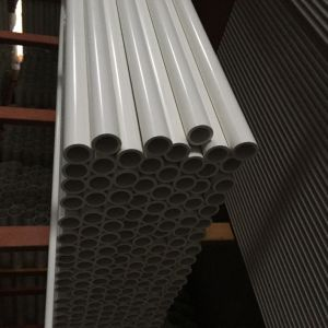 ASTM D1785 Sch40 PVC Potable Water Pipes pictures & photos