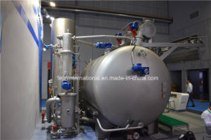 Bsn-OE-3p Ultra-Low Liquor Ratio Ecological Knit Dyeing Machine/ 250kg Capacity pictures & photos