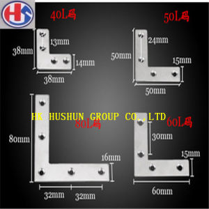 Hot Sale Different Dimension Angle Clip, Angle Code (HS-AC-007) pictures & photos