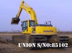 Cat 320d (20t) Amphibious Excavator pictures & photos