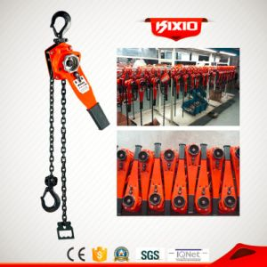 Manual Chain Hoist Lever Block Hand Material Lifting pictures & photos