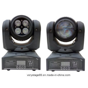 Double Sides 4*10W Double Faces Mini LED Beam Wash Moving Head pictures & photos