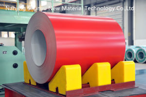 Ral Color Factory Price Roofing Coils Coated Aluzinc Stainless Steel Coil pictures & photos