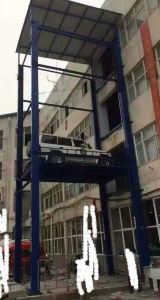 4 Post Hydraulic Car Lift Platform for Car transportation pictures & photos
