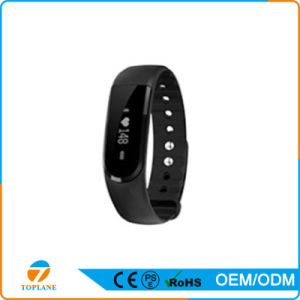 Waterproof Real Time Heart Rate Sports Sleep Monitor Pedometer pictures & photos