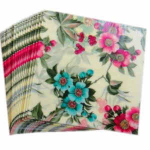 33*33cm Printed Restaurant Paper, Napkin Paper pictures & photos